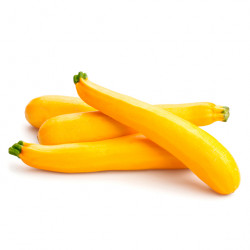 Courgettes jaune